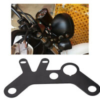 Universal Motorcycle Instrument Bracket Speedometer Odometer Mount Stand Support