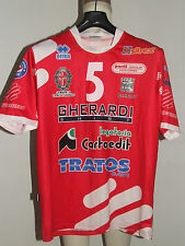 SHIRT VOLLEYBALL VOLLEYBALL SPORT MATCH WORN CITY OF CASTELLO SPANAKIS 5