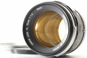 [Exc+5] CANON FL 55mm f1.2 Standard Prime Lens FL or FD Mount From JAPAN