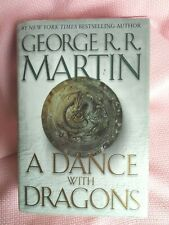 A Dance with Dragons by George R.R. Martin ~ Book 5  in the  ASOIAF  series