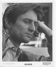TAXI DRIVER original 1976 portrait photo ROBERT DE NIRO studio publicity still