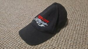 NICE SNAP ON RACING FLEXI FIT BASEBALL CAP SNAP ON TOOLS USED