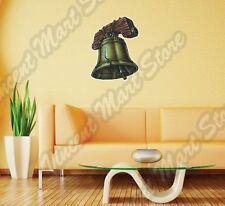 "Liberty Bell Freedom Independence USA Wall Sticker Room Interior Decor 20""X25"""