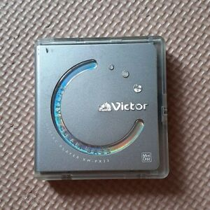 Victor MD Walkman MiniDisc Player xm-px33 Unit Only Vintage from Japan(J)