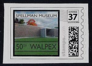 "2CVP9b - 2005 CVP Scarce Stamps.com ""Spellman Philatelic Museum"" Mint NH"