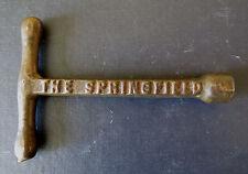 OLD SPRINGFIELD METALLIC CASKET CO - Coffin Key