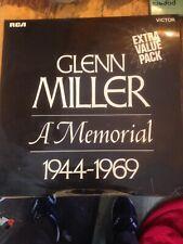 Glenn Miller A Memorial l 1944-1969 LP
