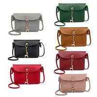 Women Handbag Leather Satchel Shoulder Bag Tote Ladies Messenger Crossbody Purse