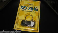 1/87 HO CLASSIC  VW BEETLE CONVERTIBLE BLACK   KEY RING  OLD SHOP STOCK
