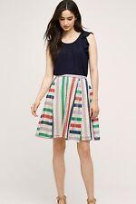 anthropologie French quarter skirt, Eva Franco, size 10, nwt