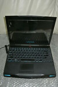 ALIENWARE P06T INTEL(R) NO ram.,No HD., NO Charger., Powers ON.