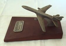 "Airplane On Wood Stand ""OPERATION BLESSING MEDICAL STRIKE FORCE"""