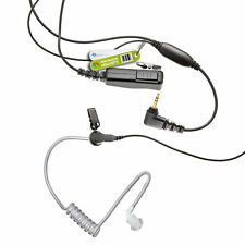 HEAVY DUTY SECURITY EARPIECE FOR IPHONE