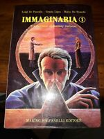 Immaginaria uno tre romanzi De Pascalis lipos de Franchi solfanelli 1986 I ediz.