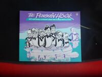 1984 AUSTRALIAN COMIC BOOK THE PENGUIN HOOK SATIRE CARTOONIST JEFF HOOK 90 PAGES