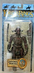 Lord of the Rings Return of the King Cirith Ungol Uruk-Hai ToyBiz Action Figure
