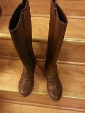 New Women boots Girl MIA Cierra Brown color Size US 7.5