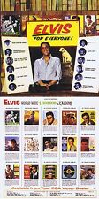 "Elvis Presley ""Elvis for everyone!"" Von 1965! Mit 12 Songs! 1A! Nagelneue CD!"