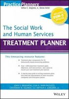 Social Work and Human Services Treatment Planner, With DSM-5 Updates, Paperba...