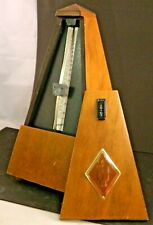 Wittner Metronome Key-Wound Made in Germany Working Condition