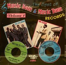 MUSIC NOTE & MUSIC TONE RECORDS - Volume #1 - 25 VA Tracks