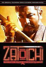 Zatoichi TV Series - Vol. 1 (DVD, 2005, 2-Disc Se, Brand New)