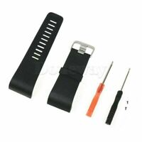 Sport Silikon Uhrenarmband Armband Bracelet Band Ersatz Für Fitbit Surge Tracker