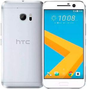 HTC 10 - 32GB - Glacier Silver (Verizon) Smartphone