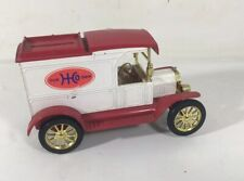 ERTL1:25 REPLICA FORD,1913 MODEL T VAN,BANK,Our Own EXC COND,NO BOX