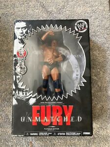 BATISTA Unmatched Fury Platinum Edition Series 1 Jakks Pacific 2007