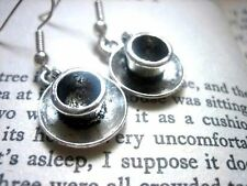 Handmade Silver Plated Drop/Dangle Fashion Earrings
