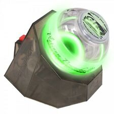 DFX Platinum Powerball Gyro with Green Lights and Docking Station by Dynaflex
