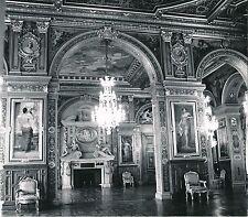 PARIS c. 1947 - Salon des Sciences Hôtel de Ville Tableaux Lustres - DIV 9596