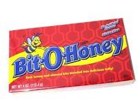 12 Pearson's Bit O Honey 4oz sealed boxes