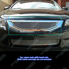 Fits 08-10 Honda Accord Coupe Stainless Steel Mesh Grille