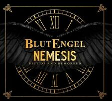 BLUTENGEL - NEMESIS BEST OF REWORKED - 2CD NEW SEALED 2016