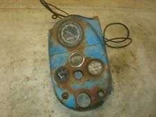 1957 Ford 861 Tractor Dash Instrument Panel 600 800