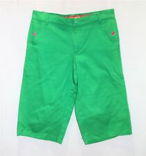 STARLET Australia Surf Brand Vintage Green Long Shorts Size 8 BNWT #TO49