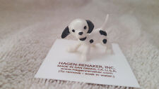 Hagen Renaker Dog Dalmatian Pup Figurine Miniature Gift New Free Shipping 00498