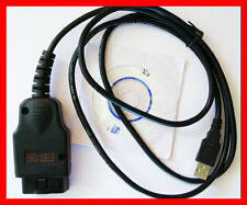 CAVO AUTO GALLETTO 1260 RIMAPPATORE ECU, OBD II, MULTIMARCHE + SOFTWARE E GUIDE