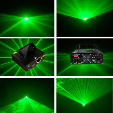 50mW Single Green DMX Laser Light Disco DJ  Stage Party Lighting