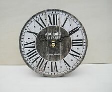 Uhr - Antiquite de Paris - Tischuhr - 13 cm hoch - NEU!