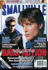 Smallville The Official Magazine #29 100 Pages Tom Welling & Black Canary Cover