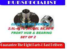 FRONT WHEEL HUB & BEARING ASSEMBLY FOR 2002-2006 NISSAN SENTRA 2.5L SER NEW