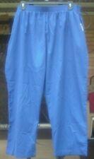 Banyan Tree Designs Scrub Pants Size 3Xl Royal Elastic Waist Dental Medical Vet