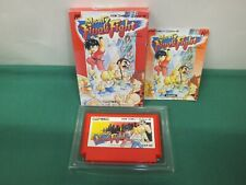 NES - MIGHTY FINAL FIGHT - rare. Boxed. Famicom. Japan Game. 13451