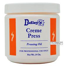 Dudley's Creme Press Pressing Oil 14 Oz