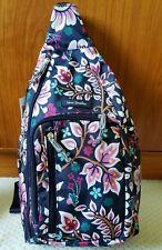 Vera Bradley Lighten up Sling Backpack Kingston Garden 24790-n63