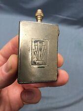 Vintage Art Deco The Match King Striker Lighter