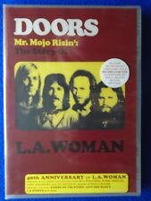 """~ THE DOORS MR. M OJO RISIN"""": THE STORY OF L.A. WOMAN 40TH ANNIVERSARY DVD ~2011"""